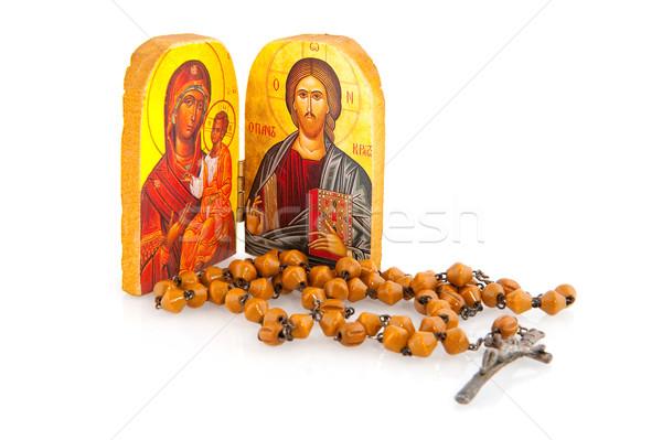 Greek orthodox religion Stock photo © ivonnewierink