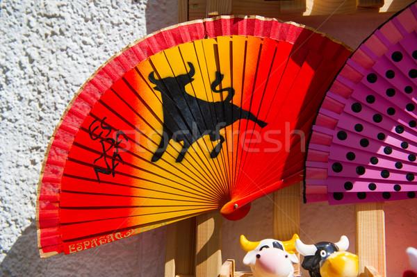 Spanish souvenirs Stock photo © ivonnewierink