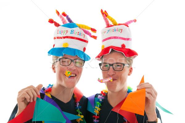 Поздравление двойняшек мужчин с днем рождения 66