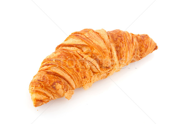 Stock photo: croissant