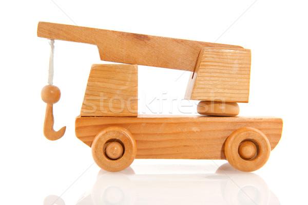 Tow truck Stock photo © ivonnewierink
