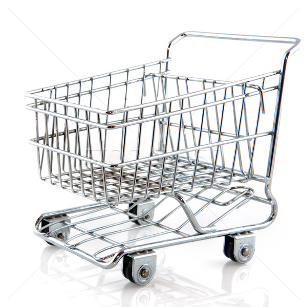 shopping cart Stock photo © ivonnewierink