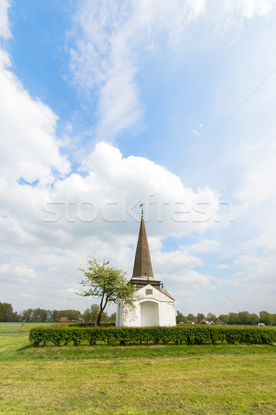 Obelisk in Holland Stock photo © ivonnewierink