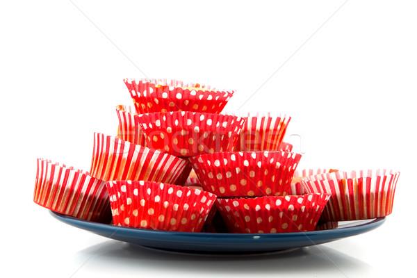 fancy cakes Stock photo © ivonnewierink