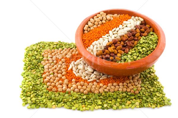 Legumes Stock photo © ivonnewierink