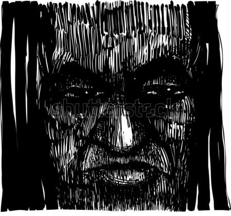 Voodoo Sorcerer Stock photo © izakowski