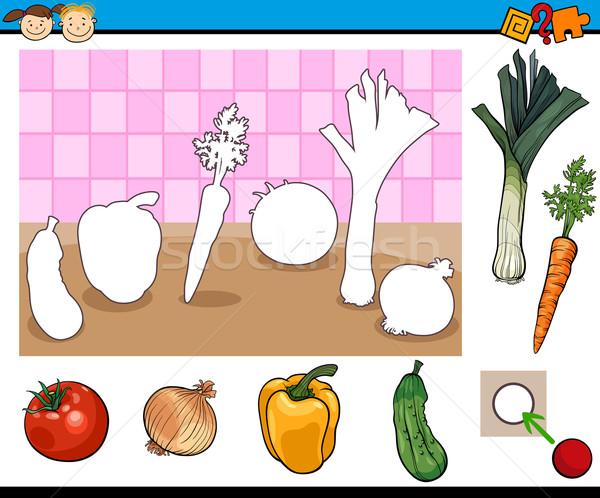 educational game for children Stock photo © izakowski