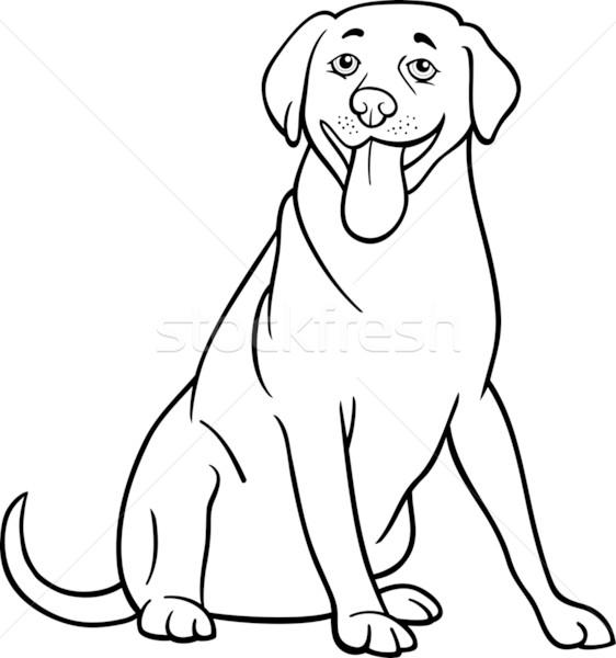 Рисунки щенков которые сидят