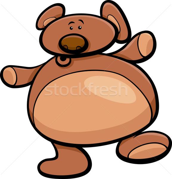 商业照片 / 矢量图: 泰迪熊 · 漫画 · 插图 · 可爱 · 孩子