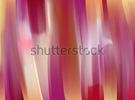 デジタル 絵画 抽象的な カラフル デザイン ストックフォト © izakowski