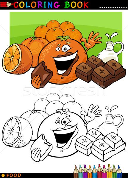 Yeni Cikolata Boyama Sayfas Resim Boyama