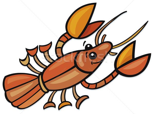 Crayfish Stock photo © izakowski