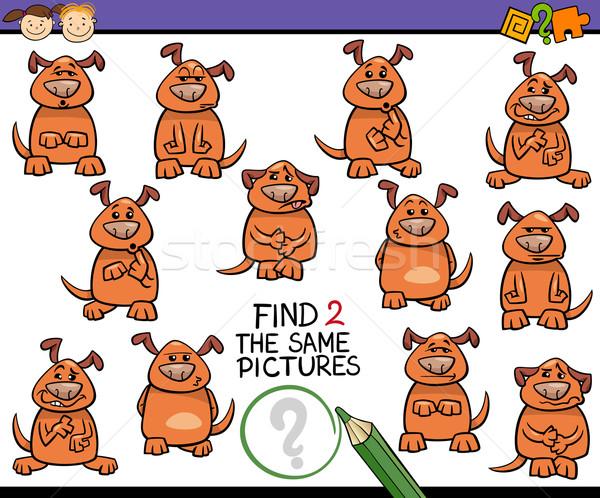 見つける 画像 ゲーム 漫画 実例 ストックフォト © izakowski