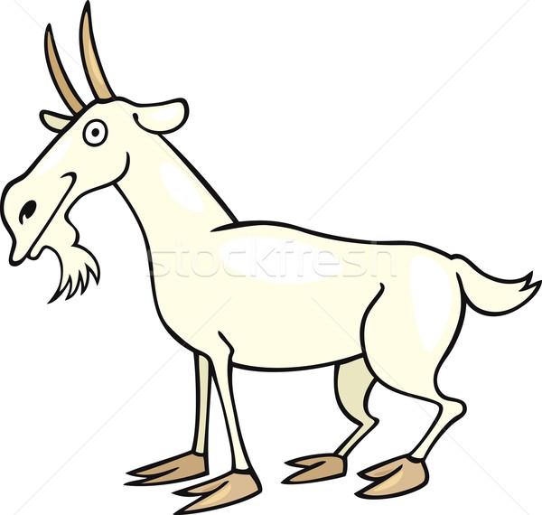 goat Stock photo © izakowski