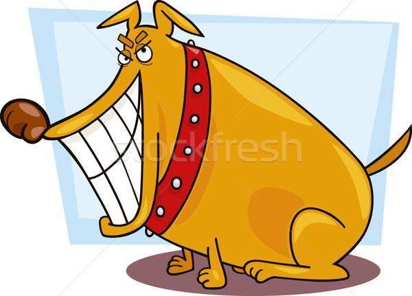 Bad dog Stock photo © izakowski