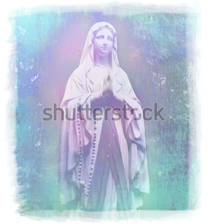 Madonna and child Jesus Stock photo © JackyBrown