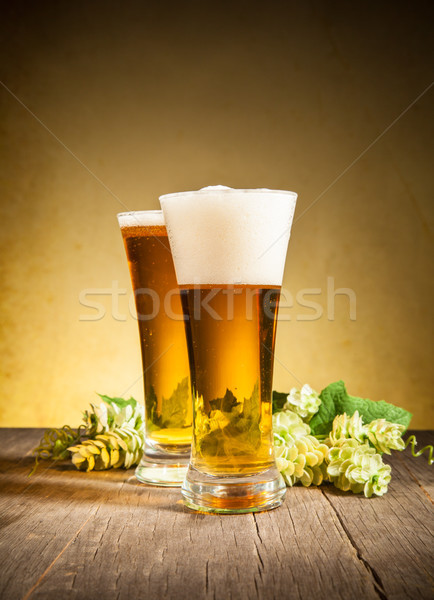 Beer Stock photo © Jag_cz