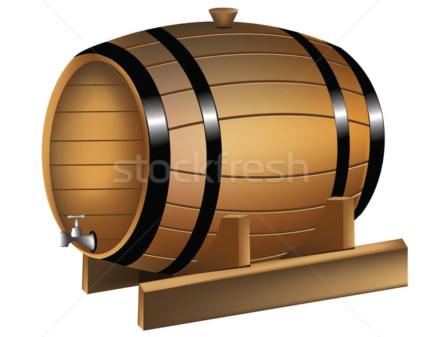 Barrel Stock photo © jagoda