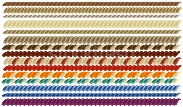 Rope pattern brushes Stock photo © jagoda