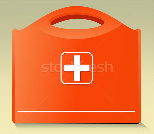 First Aid Kit Stock photo © jagoda
