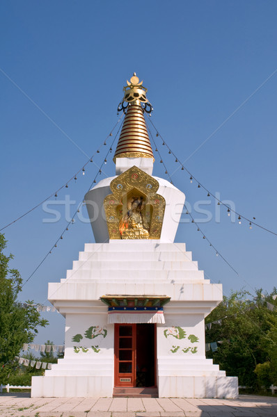 Stupa Stock photo © jakatics