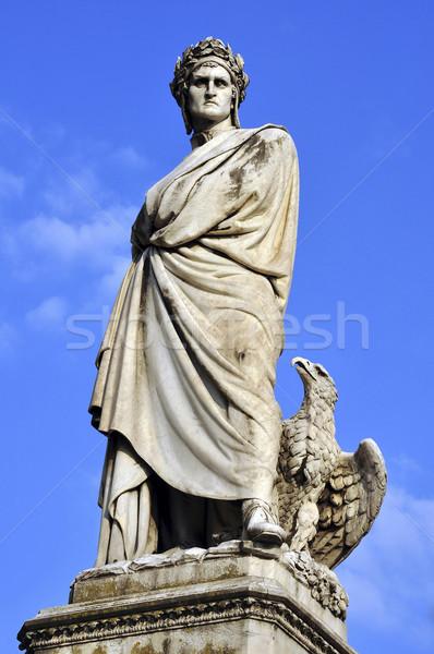 Sculptuur Italië kathedraal reizen Stockfoto © jakatics