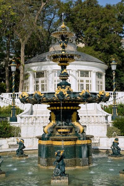 Fountain in Baku Stock photo © jakatics