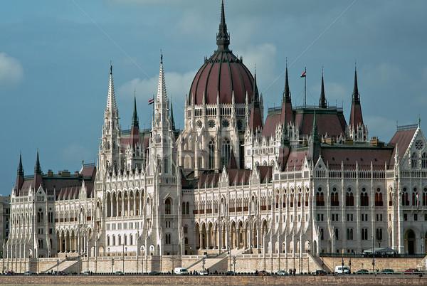 The Parliament Stock photo © jakatics