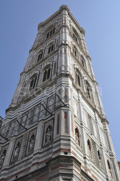 Campanile, Giotto's bell tower Stock photo © jakatics