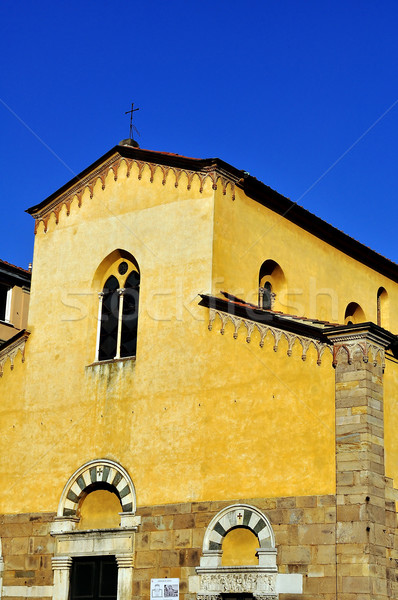 Church in Lucca Stock photo © jakatics