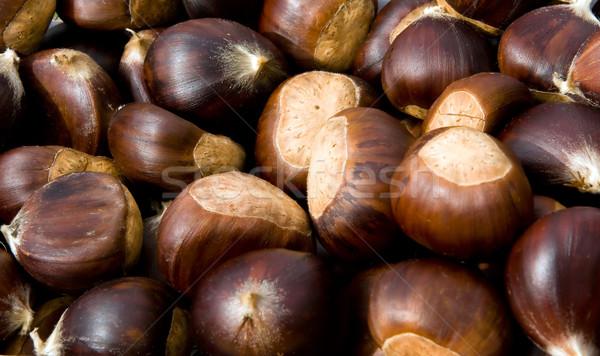 Chestnuts Stock photo © jakatics