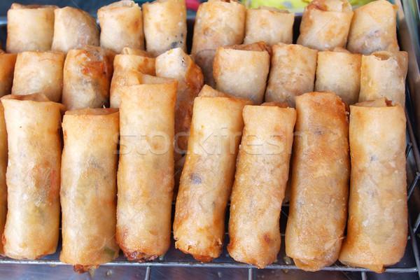 タイ料理 タイ 表 ディナー 赤 食べ ストックフォト © jakgree_inkliang