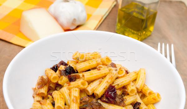 Penne Pasta Stock photo © jamdesign