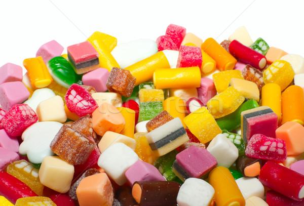 Colorful candies Stock photo © jamdesign