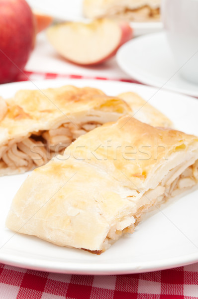 Apple Strudel Stock photo © jamdesign