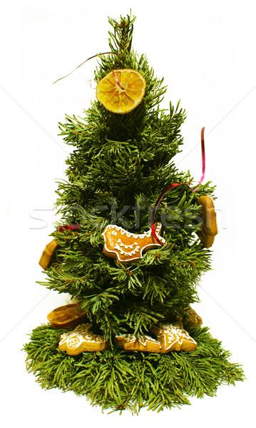 Small Chrismas Tree Stock photo © jamdesign