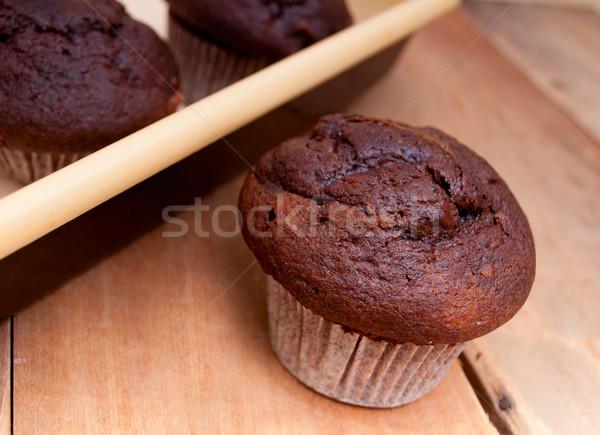 Muffins Stock photo © jamdesign