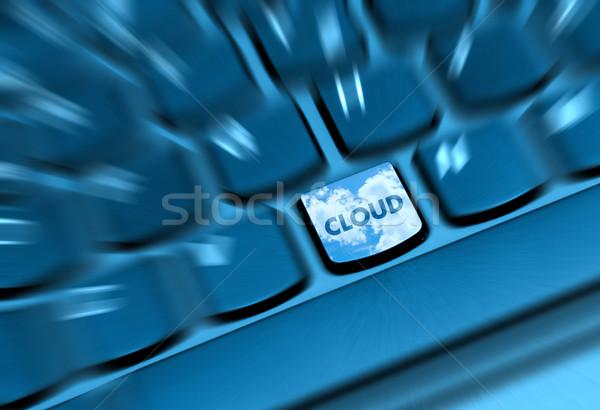 Cloud Computing Stock photo © jamdesign