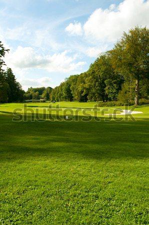 Golf Course Stock photo © jamdesign
