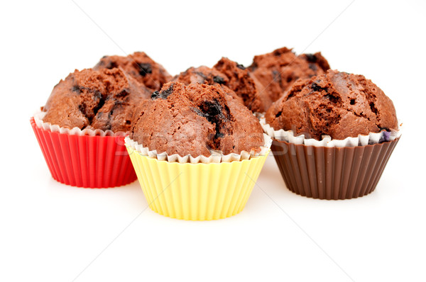 Muffins Stock photo © jamdesign