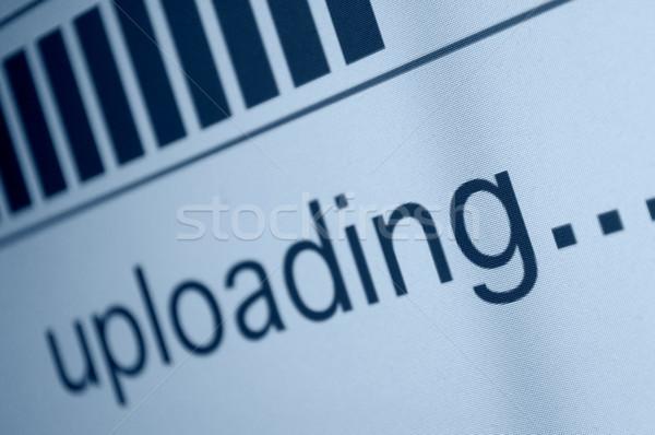 Uploading Stock photo © jamdesign