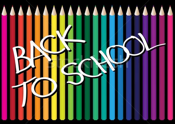 Back To School Stock photo © jamdesign
