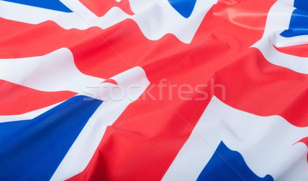 National Flag of Great Britain Stock photo © jamdesign