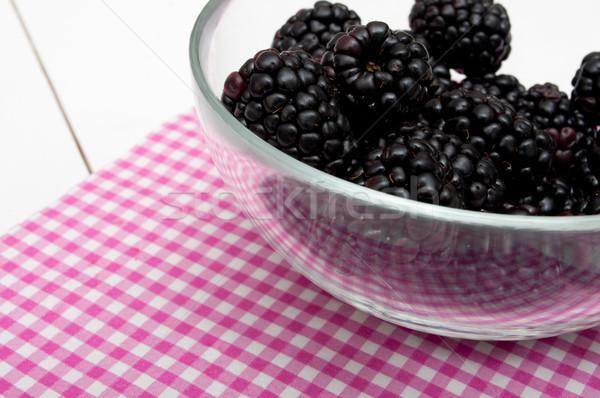Blackberries  Stock photo © jamdesign