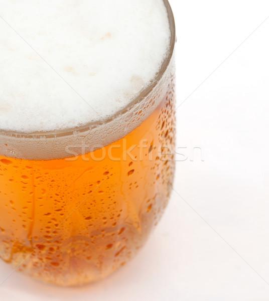 Glass of Beer Stock photo © jamdesign