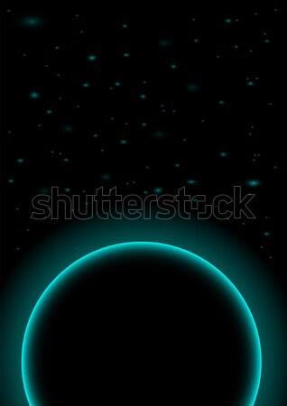 Astral Background Stock photo © jamdesign