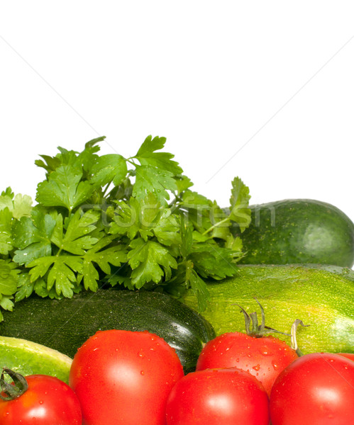 Vegetables Stock photo © jamdesign
