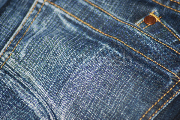 Jeans Detail Stock photo © jamdesign