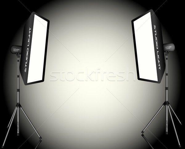 Photographic LIghting Stock photo © jamdesign