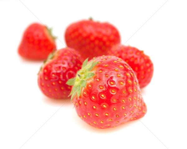 Strawberries  Stock photo © jamdesign
